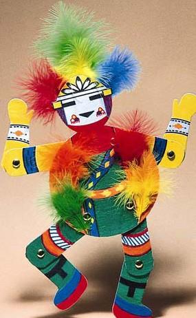 Dancing Kachina
