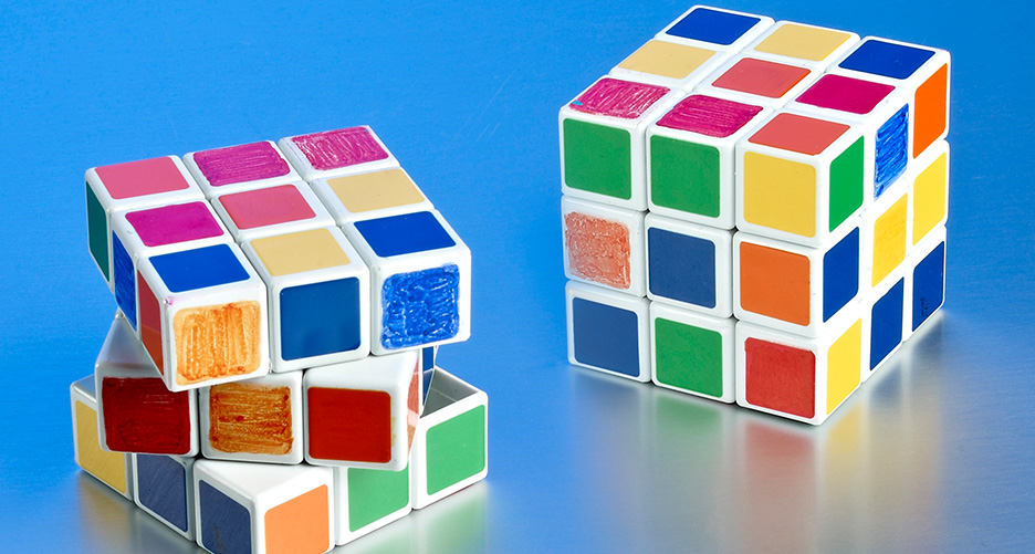 Color Your Cube