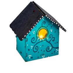Birdhouse & Bird Feeder Crafts