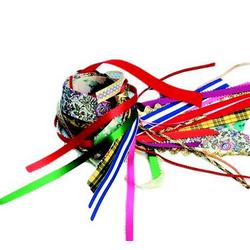 Lace, Ribbon & String