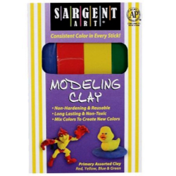 Non-Hardening Modeling Clay