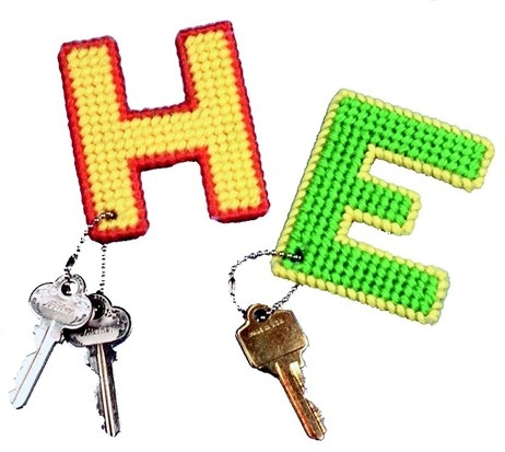 Key-Chain Crafts