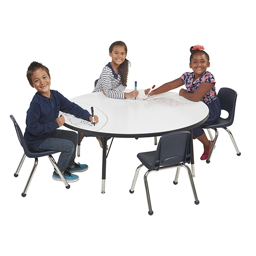 Dry Erase Tables