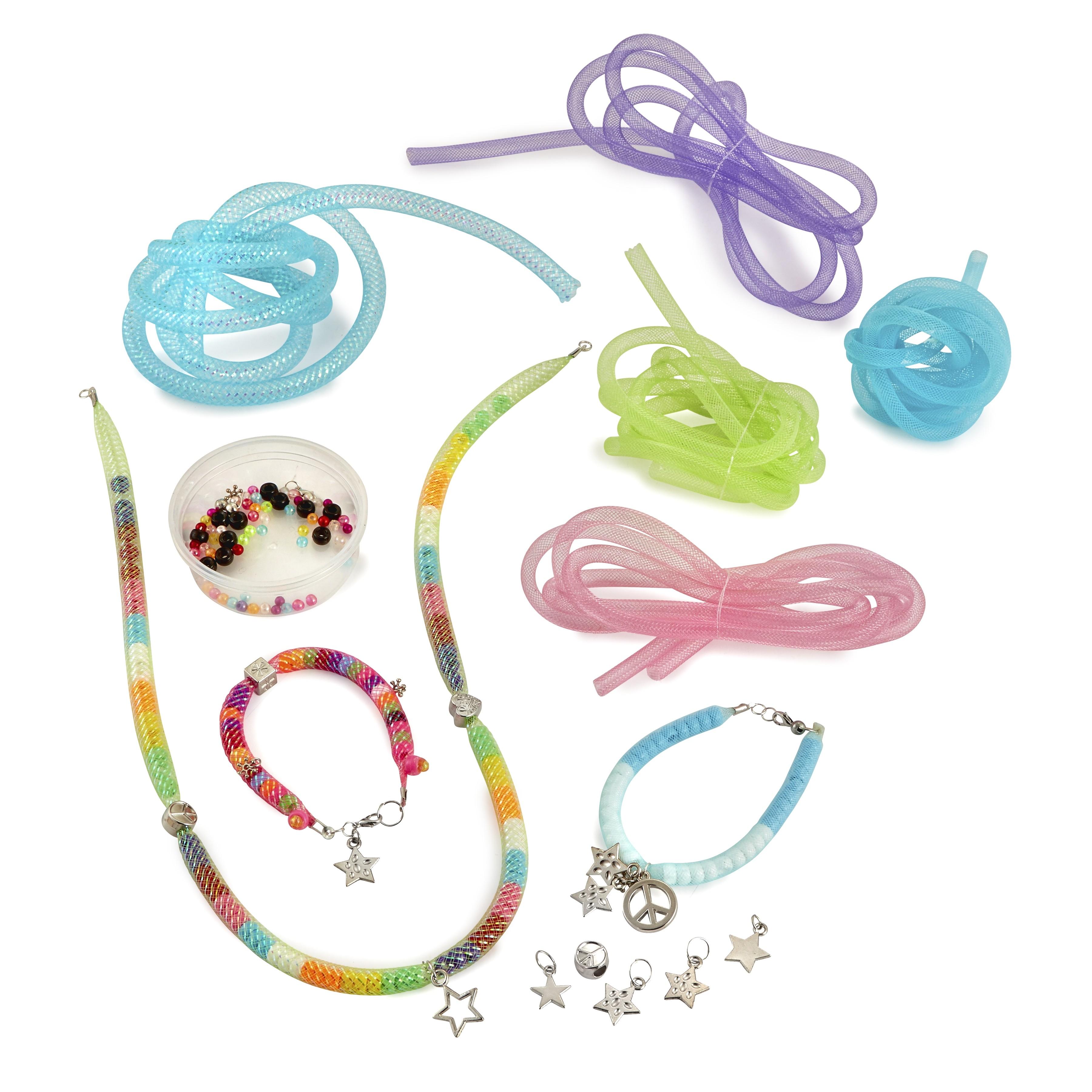 Beaded Mesh Jewelry Kit