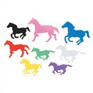 Foam Horse Stickers