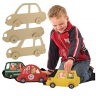 Collage Cars Picture Frame