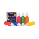 Sargent Art Tempera Paint Daubers - Fluorescent