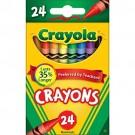 Crayola Crayons - 24 Pack