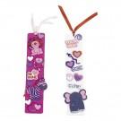 DIY Valentine Bookmark Kit