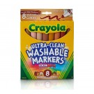 Crayola Washable Multicultural Markers