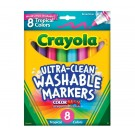Crayola Washable Tropical Markers