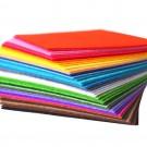 Soft Felt Sheets - 100 Pack