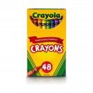 Crayola Crayons - 48 Pack