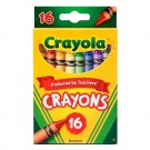 Crayola Crayons - 16 Pack