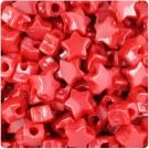 Red Star Pony Beads