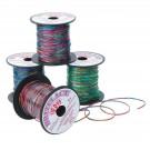Tie Dye Plastic Lacing