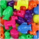 Pet Shaped Pony Beads