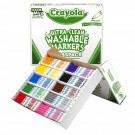 Crayola Fine Line Washable Markers Classpack