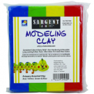 Sargent Art Non-Hardening Modeling Clay
