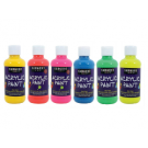 Fluorescent Acrylic Paint