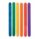 Mini Rainbow Craft Sticks