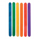 Craft Sticks - Rainbow