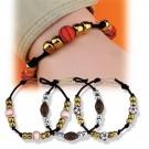 DIY Sports Bracelets