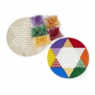 DIY Wooden Chinese Checkers