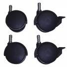 Cot Casters - 4 Pack