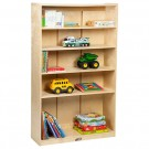 Birch Bookcase - 60""