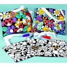 CYO Velvet Spring Tote Bags