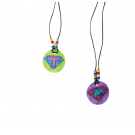 DY Superhero Necklaces