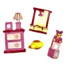 Miniature Kids Room Pieces