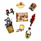Miniature Kitchen Pieces