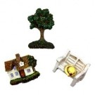 Miniature Garden Pieces