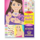 Sticker Pads - Jewelry And Nails Sticker Pad