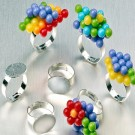Magic Beads Rings / Aqua Beads Rings