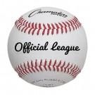 Official League Full Grain Cowhide Leather Baseballs