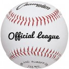 Official Syntax Leather Baseballs