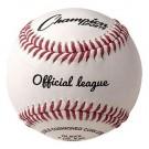 Official League Leather Baseball