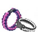 DIY Paracord Bracelets - 12 Pack