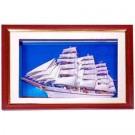 DIY Sail Ship 3D Picture