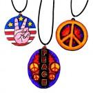 CYO Peace Pendants