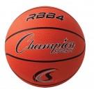 Rubber Basketballs - Intermediate - Orange