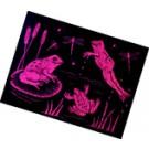 Scratch Art Paper - Solid Colors