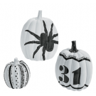 Ceramic Pumpkin Set