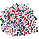 Self-Adhesive Jewels