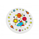 CYO Space Frisbees
