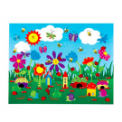Flower Garden Sticker Scenes