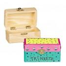 DIY Wooden Trinket Boxes